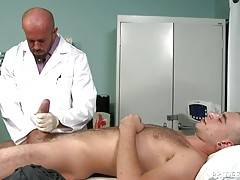 TURNED ON BY MY DOCTOR