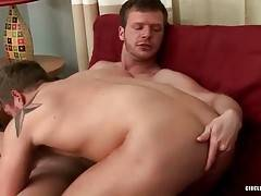 Hungry Dudes Exchange Nice Blowjobs 3