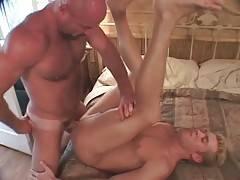 Tough Guy And Mature Bear Enjoy Awesome Fucking 2