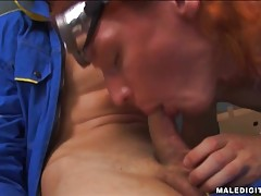 DIRTY SEXY GUYS, SCENE #01