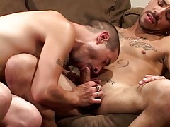 It`s battle of the Latinos as Leo combines his hot Latin cock with Gino`s smokin` ass.