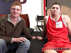 Levi Jackson Fucks Tanner Valentino