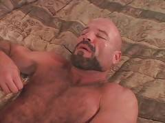 Tough Guy And Mature Bear Enjoy Awesome Fucking 3
