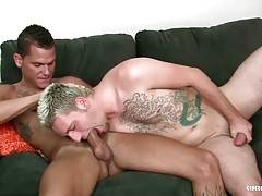 Two Cute Guys Eager For Some Fun 2
