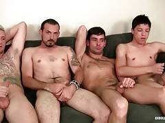 These Guys Are Here For Some Nice Jerk Off 3