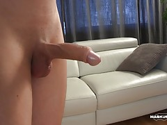 Marc has many attributes but I must confess that his huge uncut cock is a showstopper.