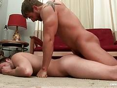 Turned On Buddies Pleasure Each Other 3