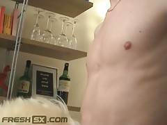 Kyle Martin And Rowen Yeme Get Horny 3